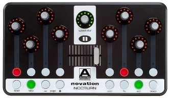 Novation Nocturn Hardware